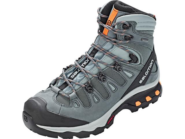 3eb23b5fb11 Salomon Quest 4D 3 GTX Shoes Women lead/stormy weather/bird of paradise